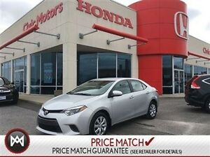 2016 Toyota Corolla LE - HEATED SEATS, BACK UP CAMERA, CRUISE