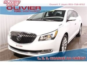 2016 Buick LaCrosse Leather Group BLUETHOOT  CUIR MAGS A/C