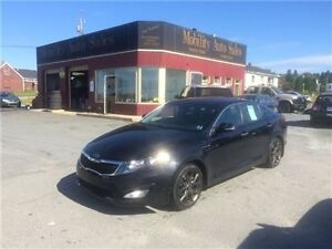 2012 Kia Optima EX Leather EX