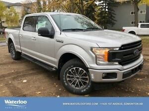 2018 Ford F-150 XLT | 302A | 4x4 | SuperCrew 157