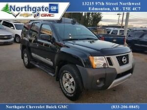 2010 Nissan Xterra Off Road, 4x4, Automatic, Cruise Control