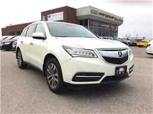 2015 Acura MDX Navigation Package