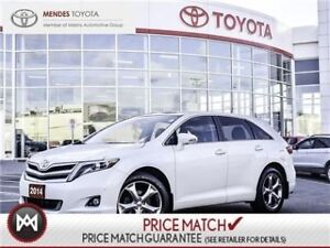 2014 Toyota Venza LIMITED AWD NAVI LOADED BLUETOOTH Get Ready fo