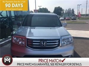 2012 Honda Pilot TOURING, DVD ENTERTAINMENT,LEATHER HEATED SEATS