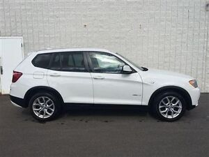 2013 BMW X3 AWD ROOF LEATHER