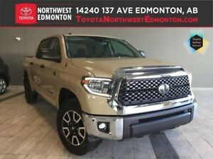 2018 Toyota Tundra 4X4 CrewMax SR5 5.7L | TRD Off-Road Package