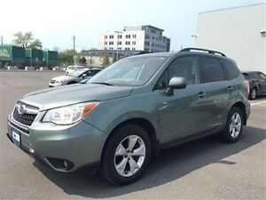 2014 Subaru Forester AWD, Leather, Navi Beautiful Loaded US Vehi