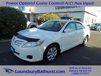 2010 Toyota Camry LE! Power Options! Cruise Control! A/C! Aux In