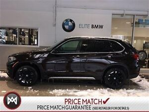 2016 BMW X5 AWD, NAV, SUNROOF
