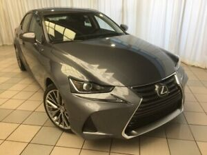 2019 Lexus IS 300 Luxury Package
