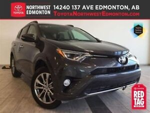 2017 Toyota RAV4 AWD Limited | Platinum Package