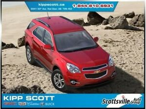 2015 Chevrolet Equinox LT, Heated Leather, Nav, 1 Owner, Low KM