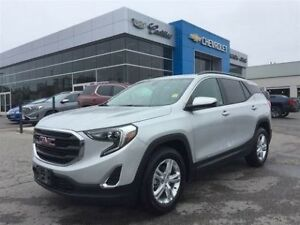 2018 GMC Terrain SLE   DEALERSHIP DEMO