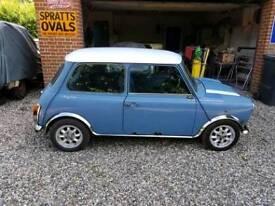 1988 Mini Mayfair Auto Not cooper
