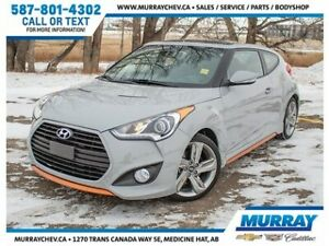 2013 Hyundai Veloster Turbo *NAV *Heated Seats *Leather