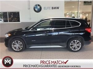 2017 BMW X1 PREMIUM ESSENTIAL, AWD, SUNROOF