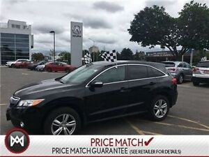 2015 Acura RDX AWD 5 SEATER LEATHER FULL POWER GROUP
