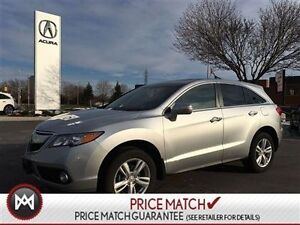 2014 Acura RDX CERTIFIED LOW MILEAGE NAVIGATION