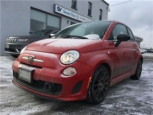 2013 FIAT 500 Abarth Only 21, 000 KMS !!!