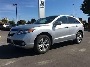 2015 Acura RDX NAVIGATION LEATHER REARVIEW CAMERA