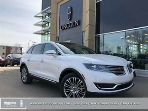 2018 Lincoln MKX Reserve | Executive Driven