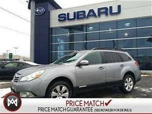 2011 Subaru Outback AWD, Navigation, Low KM's