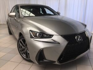 2018 Lexus IS 350 F Sport Series 3 Package