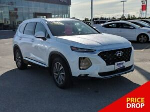 2019 Hyundai Santa Fe Preferred 2.0 AWD *with Backup Camera. Blu