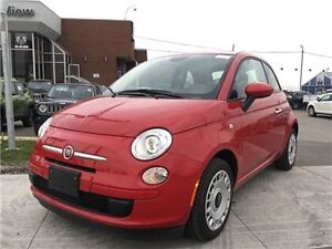 2015 FIAT 500 Pop Only 1000 KMS !!
