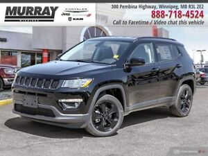 2019 Jeep Compass North 4x4 *Remote Start/Bkp Cam/Htd Frt Seat*