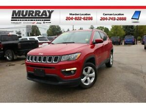 2018 Jeep Compass North 4x4   Bluetooth   Satellite Radio