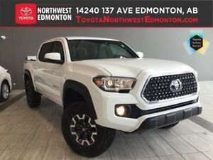 2018 Toyota Tacoma 4X4 Double Cab V6 TRD Off-Road (SHORT BOX)