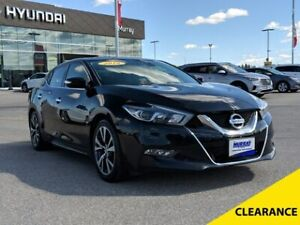 2016 Nissan Maxima 3.5 SL *with set of Winter Tires and Wheels,