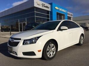 2014 Chevrolet Cruze LT   Bluetooth   USB Port