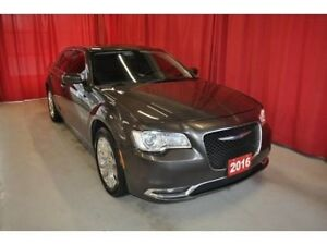 2016 Chrysler 300 Limited   AWD   Leather   Navigation   Sunroof