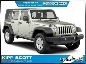 2013 Jeep Wrangler Unlimited Heated Leather, Nav, Remote Start