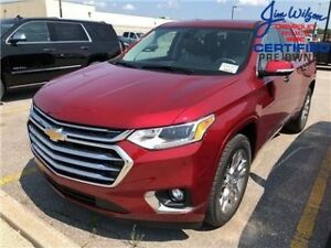 2019 Chevrolet Traverse High Country