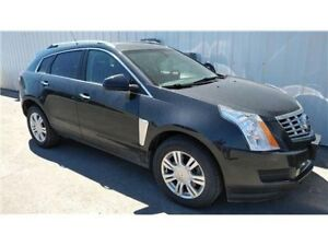 2014 Cadillac SRX Luxury   AWD   Navigation   Sunroof   One Owne
