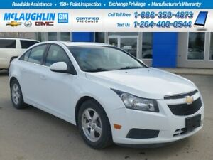 2013 Chevrolet Cruze *Rem St*Htd Lthr*Back Up*BTooth*Moonroof*FW