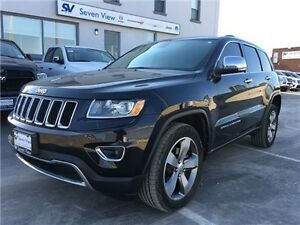 2015 Jeep Grand Cherokee Limited Navigation, Leather !!!