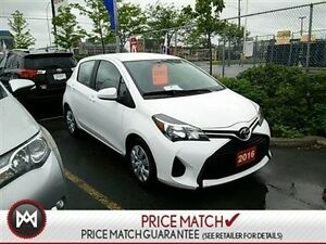2016 Toyota Yaris LE, POWER GROUP, KEYLESS, BLUETOOTH Save $$ ov