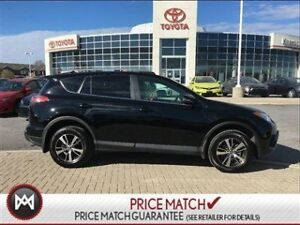 2017 Toyota RAV4 SUNROOF,ALLOYS & LOTS MORE!! LIKE NEW! ONLY 214
