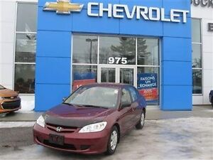 2004 Honda Berline Civic