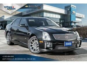 2009 Cadillac STS-V 4DR SDN | NAVIGATION | HEADS-UP |