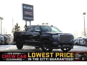 2018 GMC Sierra 1500 Denali | Heated/AC Leather | Memory Seat |