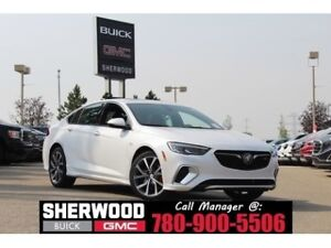 2018 Buick Regal GS | Heated/AC Leather | Memory Seats | Sunroof