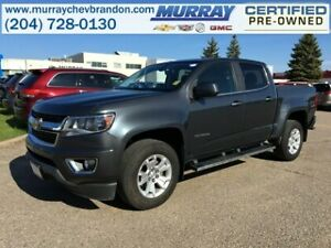 2015 Chevrolet Colorado Crew Cab LT RWD *Backup Cam* *Wi-Fi*
