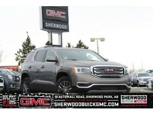 2019 GMC Acadia SLT-1 | Heated Leather | Dual Sunroof | Bose Aud