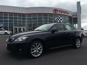 2011 Lexus IS 250 AFFORDABLE LUXURY