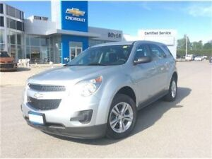 2013 Chevrolet Equinox LS 2.4L FWD   DEMO   ONSTAR   BLUETOOTH